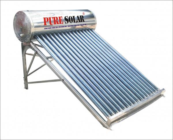 BInh nước nóng năng lượng Pure solar